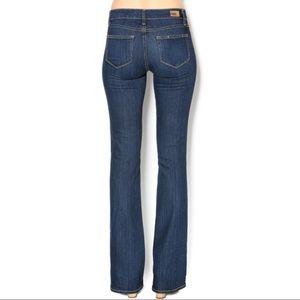 Paige jeans skyline skinny boot Sonya indigo 26